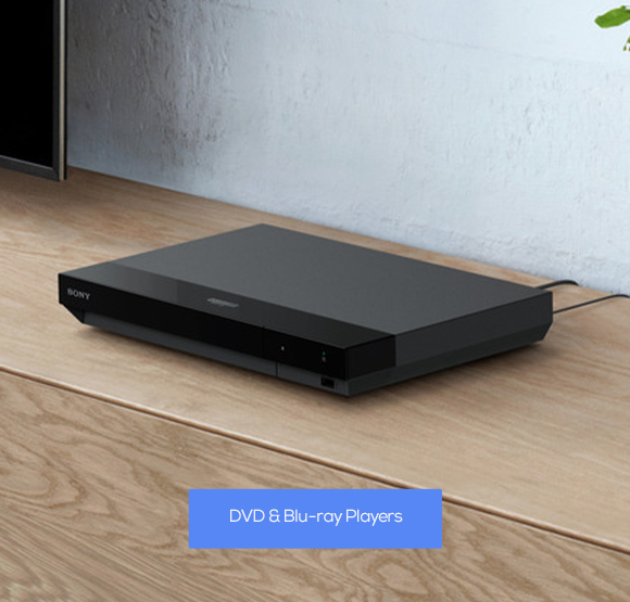 Sony DVD and Blu-ray Players