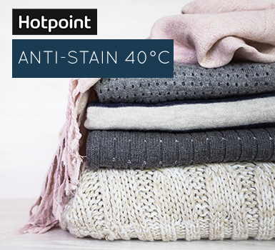 Hotpoint Anti Stain 40