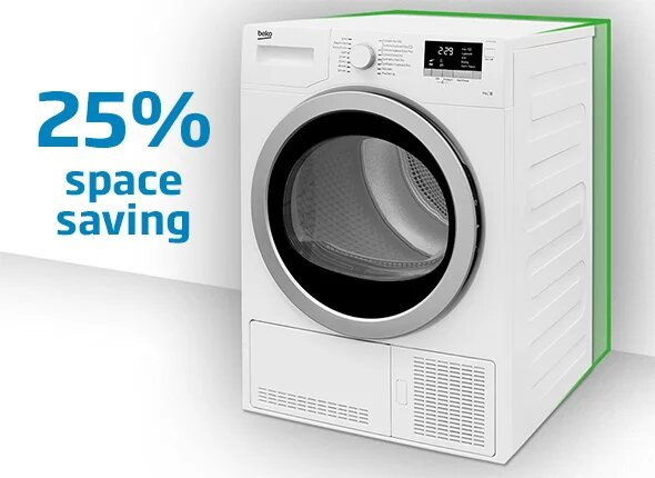 Beko Slim Depth (25%)