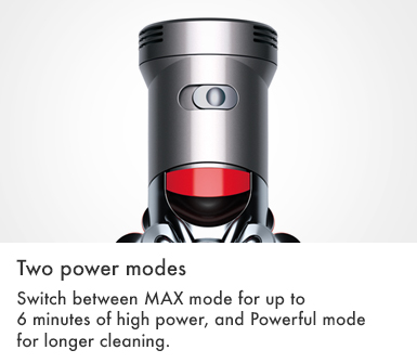 Dyson V7 AnimalPlus Two Powers