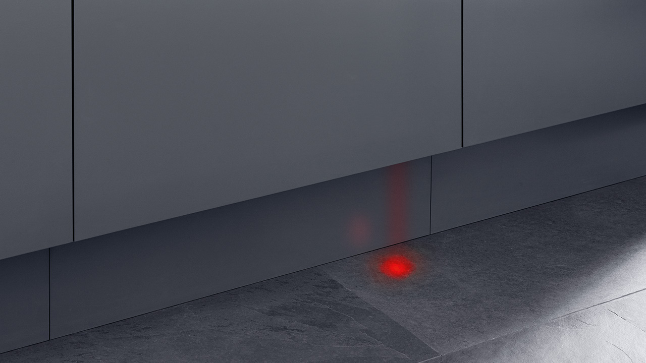 Blomberg Floor Projected LED Spot