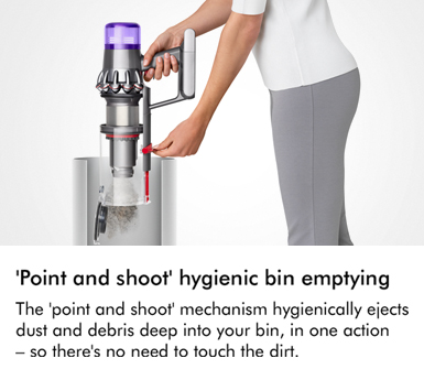 Dyson V11 ABSEXTRA Point and Shoot